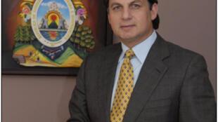 Mario Canahuati, Canciller de Honduras.